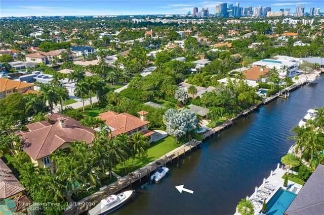2501 Barcelona Dr, Fort Lauderdale, FL 33301 (MLS #F10251859) :: The Howland Group