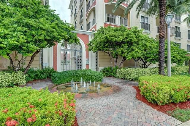 2409 N Ocean Blvd #427, Fort Lauderdale, FL 33305 (#F10251980) :: Signature International Real Estate