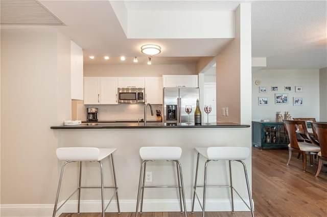 610 W Las Olas Blvd 1916N, Fort Lauderdale, FL 33312 (MLS #F10253361) :: Green Realty Properties
