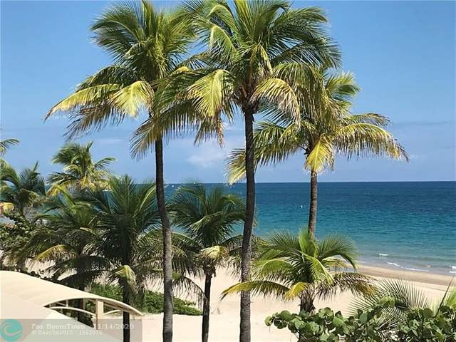 3500 Galt Ocean Dr #715, Fort Lauderdale, FL 33308 (#F10253590) :: Ryan Jennings Group