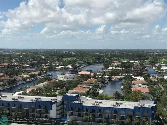 3900 SE Galt Ocean Dr #708, Fort Lauderdale, FL 33308 (MLS #F10255458) :: Patty Accorto Team