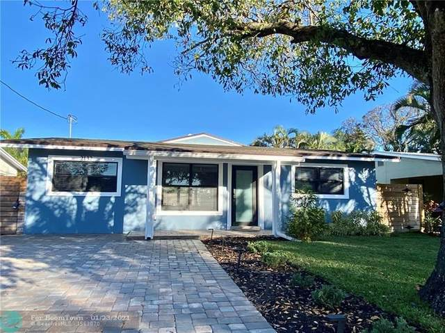 2132 NE 11th Ave, Wilton Manors, FL 33305 (MLS #F10257619) :: Miami Villa Group