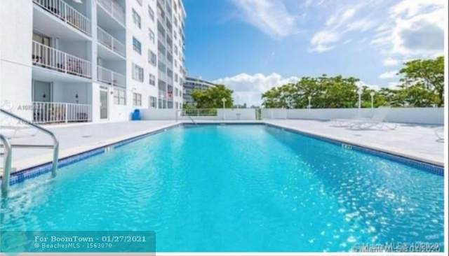 6900 Bay Dr 8L, Miami Beach, FL 33141 (MLS #F10261111) :: Green Realty Properties