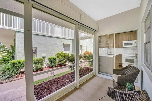 2100 NE 38th St #120, Lighthouse Point, FL 33064 (#F10263668) :: Posh Properties