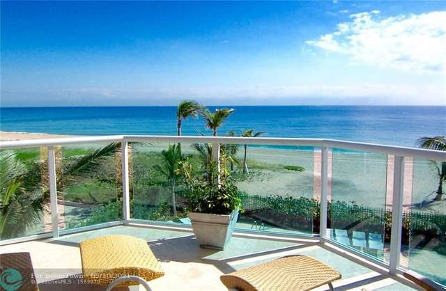 1430 S Ocean Blvd 3A, Lauderdale By The Sea, FL 33062 (#F10264035) :: Ryan Jennings Group