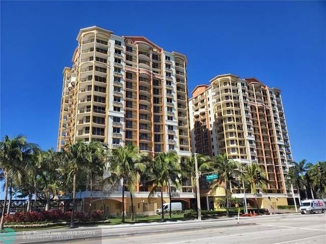 2011 N Ocean Blvd 603N, Fort Lauderdale, FL 33305 (MLS #F10264792) :: Green Realty Properties