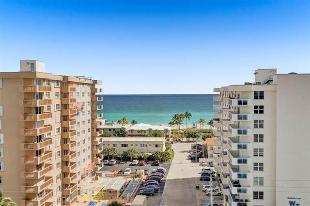1410 S Ocean Dr #1007, Hollywood, FL 33019 (MLS #F10268553) :: Green Realty Properties