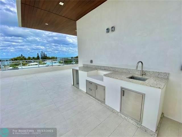 348 Desoto Street, Hollywood, FL 33019 (#F10269334) :: Posh Properties
