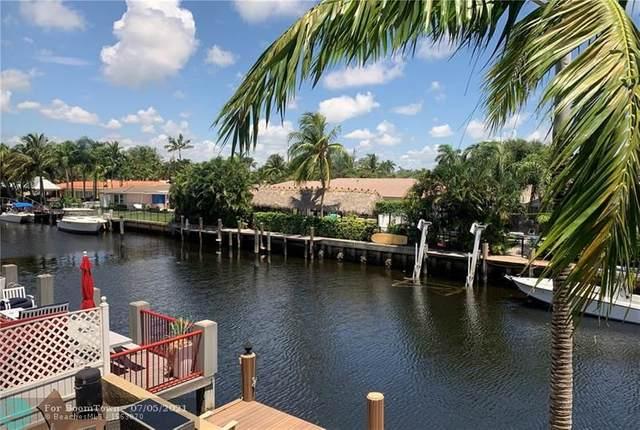 2901 NE 51st St #11, Fort Lauderdale, FL 33308 (#F10284555) :: Michael Kaufman Real Estate