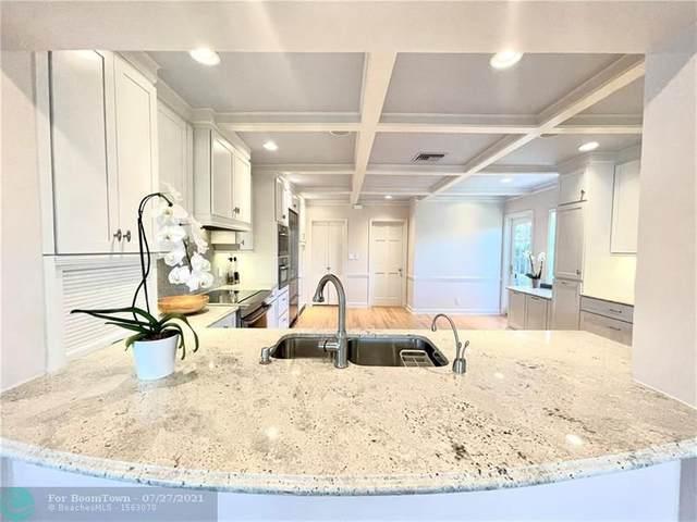 55 Cayuga Rd, Sea Ranch Lakes, FL 33308 (MLS #F10289830) :: Berkshire Hathaway HomeServices EWM Realty