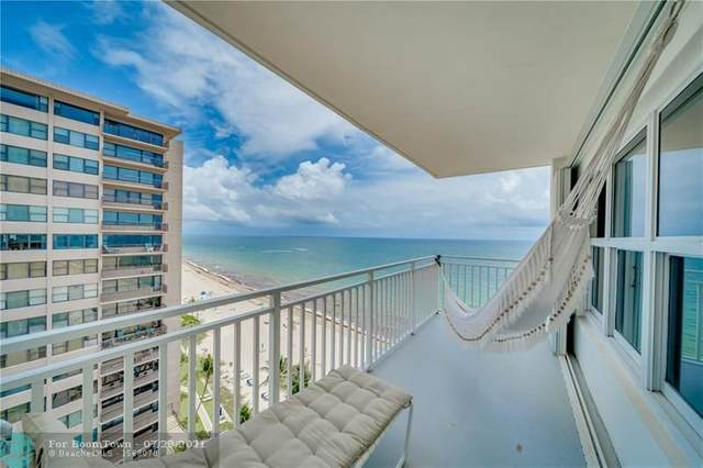 3750 Galt Ocean Dr #1111, Fort Lauderdale, FL 33308 (#F10290339) :: Dalton Wade