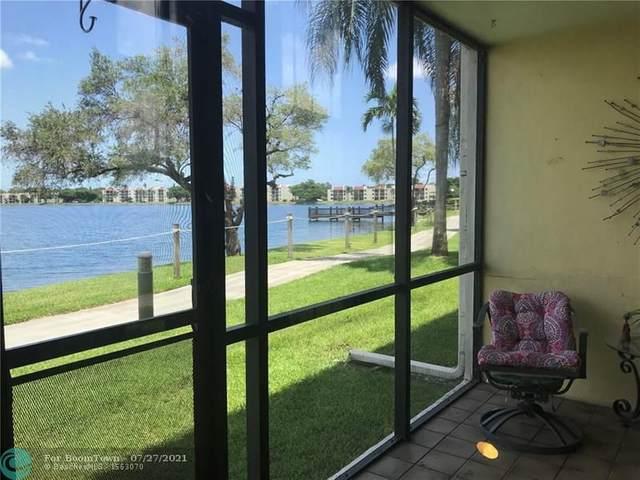 114 Lake Emerald Dr #103, Oakland Park, FL 33309 (#F10292112) :: Treasure Property Group