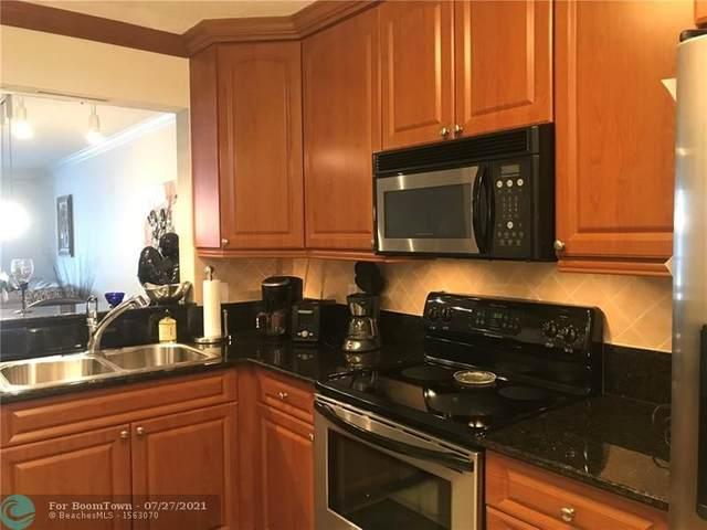 110 Lake Emerald Dr #203, Oakland Park, FL 33309 (#F10292948) :: Treasure Property Group