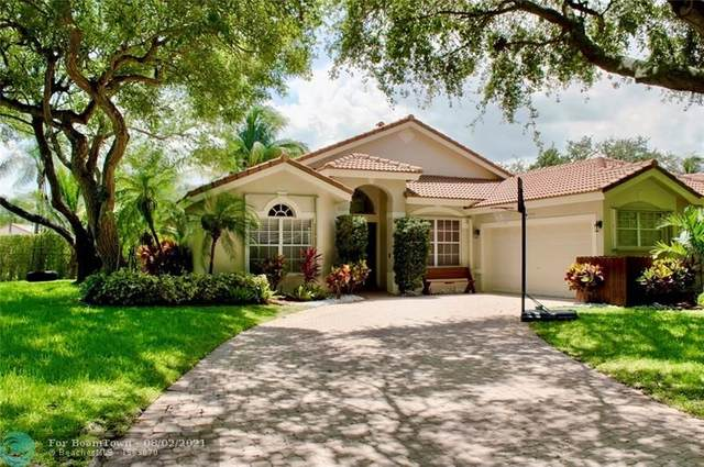 5621 NW 40th Ter, Coconut Creek, FL 33073 (#F10293609) :: Ryan Jennings Group