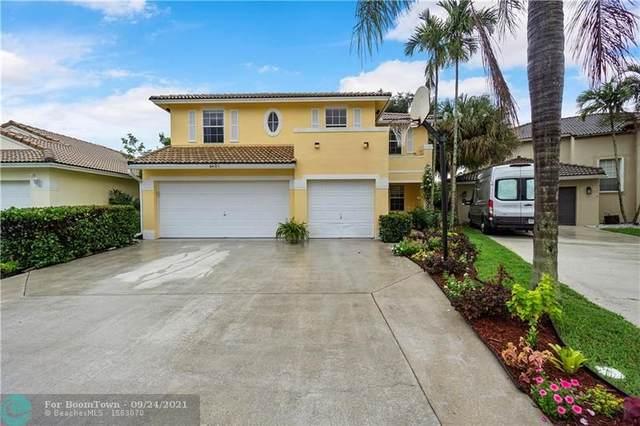 6421 Nw 41St Terrace, Coconut Creek, FL 33073 (MLS #F10295853) :: Castelli Real Estate Services
