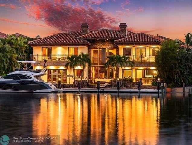 2325 NE 27th St, Lighthouse Point, FL 33064 (MLS #F10298184) :: Castelli Real Estate Services