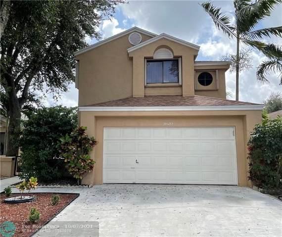 3620 NW 19TH ST, Coconut Creek, FL 33066 (#F10302883) :: Posh Properties