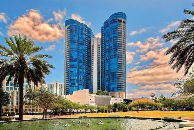 333 Las Olas Way #4206, Fort Lauderdale, FL 33301 (#F1380065) :: Baron Real Estate