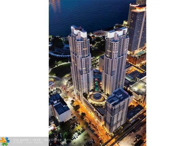 253 NE 2nd St #3606, Miami, FL 33132 (MLS #F10051054) :: Green Realty Properties