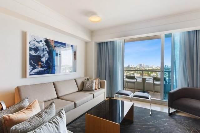 1 N Fort Lauderdale Beach Blvd #1510, Fort Lauderdale, FL 33316 (#F10073068) :: Baron Real Estate