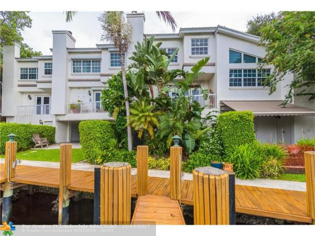 1717 E Las Olas Blvd #9, Fort Lauderdale, FL 33301 (MLS #F10081287) :: Castelli Real Estate Services