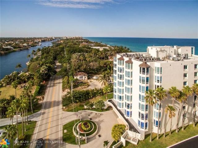 1073 Hillsboro Mile 3S, Hillsboro Beach, FL 33062 (MLS #F10084956) :: Green Realty Properties
