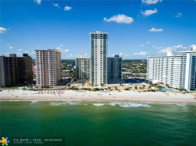 3900 Galt Ocean Dr #316, Fort Lauderdale, FL 33308 (MLS #F10093917) :: Green Realty Properties