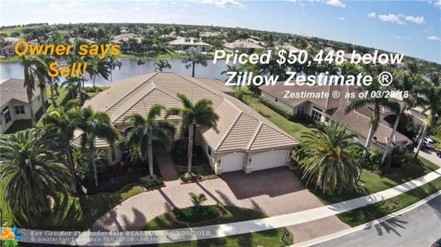 14904 SW 35th St, Davie, FL 33331 (MLS #F10102653) :: Green Realty Properties
