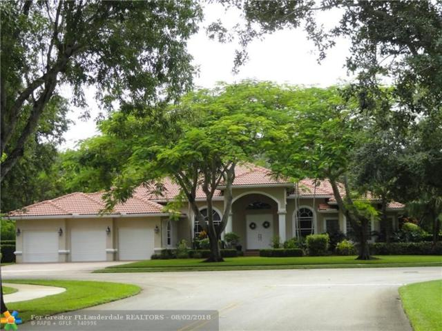 2250 SW 102 Dr, Davie, FL 33324 (MLS #F10104522) :: Green Realty Properties