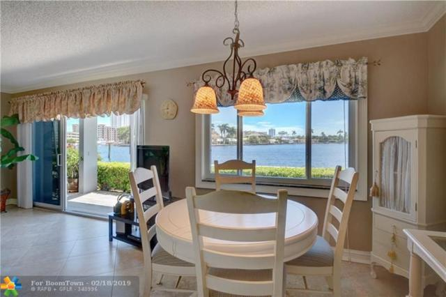 1201 S Riverside Dr #102, Pompano Beach, FL 33062 (MLS #F10107498) :: Berkshire Hathaway HomeServices EWM Realty