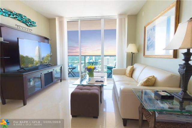 350 SE 2nd St #2820, Fort Lauderdale, FL 33301 (MLS #F10110133) :: Green Realty Properties