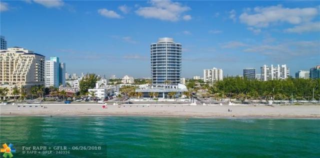 701 N Fort Lauderdale Beach Blvd #703, Fort Lauderdale, FL 33304 (MLS #F10118379) :: Green Realty Properties