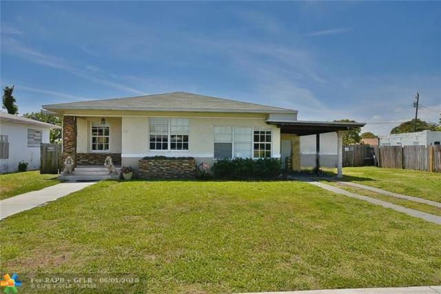 20 SW 9th St, Delray Beach, FL 33444 (MLS #F10119289) :: Green Realty Properties