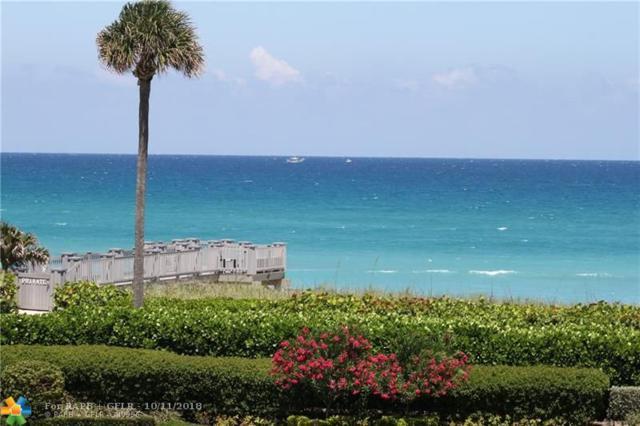 5900 Old Ocean Blvd C8, Ocean Ridge, FL 33435 (MLS #F10119363) :: Green Realty Properties