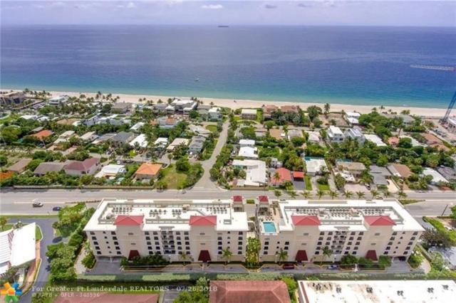 2501 N Ocean Blvd #452, Fort Lauderdale, FL 33305 (MLS #F10119800) :: Green Realty Properties