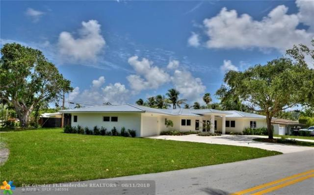 2625 NE 27th Ct, Fort Lauderdale, FL 33306 (MLS #F10120591) :: Green Realty Properties