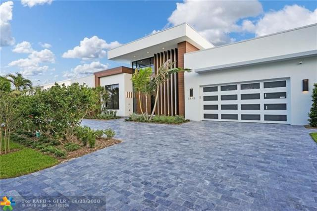 2816 NE 38th St, Fort Lauderdale, FL 33308 (MLS #F10121438) :: The O'Flaherty Team
