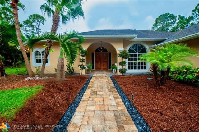 14829 Stirrup Ln, Wellington, FL 33414 (MLS #F10123724) :: Green Realty Properties