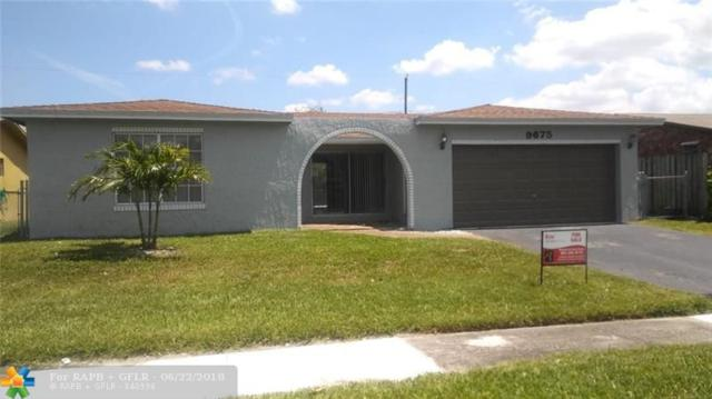 9675 NW 19th Pl, Sunrise, FL 33322 (MLS #F10127984) :: Green Realty Properties