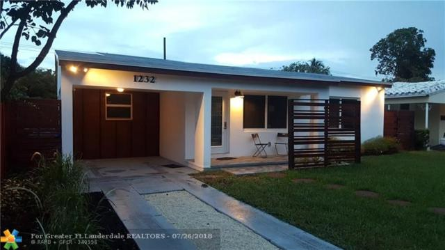 1232 NE 13th Ave, Fort Lauderdale, FL 33304 (MLS #F10130654) :: Green Realty Properties