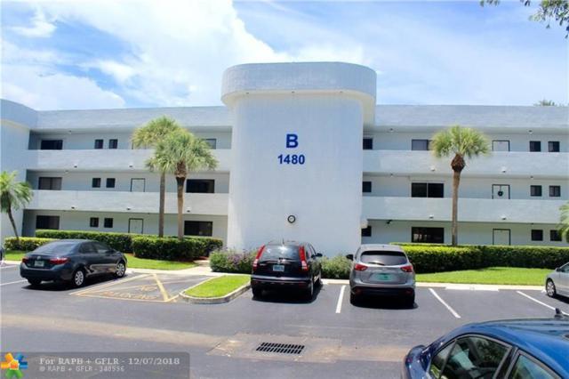 1480 Sheridan St 19B, Hollywood, FL 33020 (MLS #F10131416) :: Green Realty Properties
