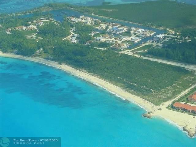 1-4 S Bimini Sands Road, Other City - Keys/Islands/Caribbean, BI 00000 (MLS #F10137566) :: Lucido Global