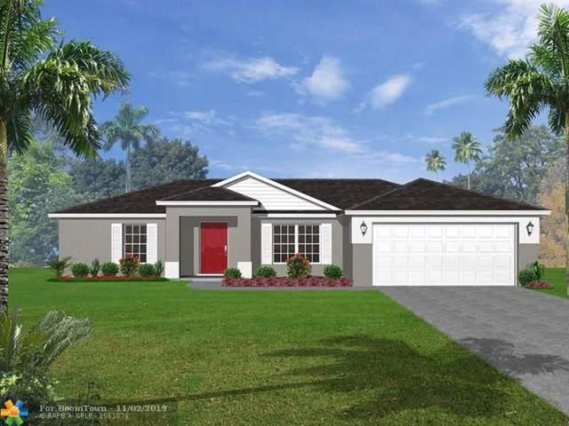 721 NE Galilean Street, Port Saint Lucie, FL 34983 (MLS #F10138196) :: Berkshire Hathaway HomeServices EWM Realty