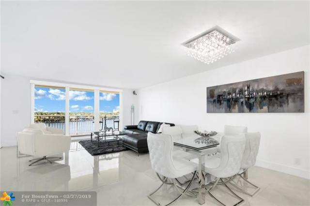 511 Bayshore Dr #609, Fort Lauderdale, FL 33304 (MLS #F10146674) :: The O'Flaherty Team