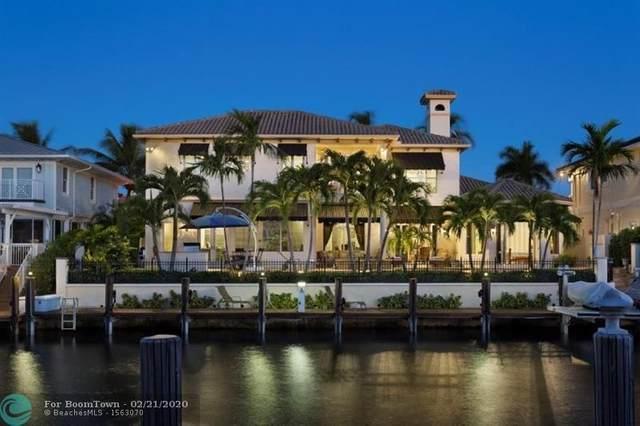 3731 NE 31st Ave, Lighthouse Point, FL 33064 (MLS #F10155382) :: Green Realty Properties