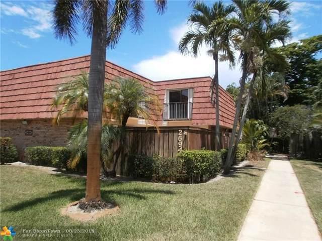 2694 SW 15th St #2694, Deerfield Beach, FL 33442 (#F10158334) :: Weichert, Realtors® - True Quality Service