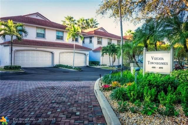 4088 W Palm Aire Dr #24, Pompano Beach, FL 33069 (MLS #F10158586) :: RICK BANNON, P.A. with RE/MAX CONSULTANTS REALTY I