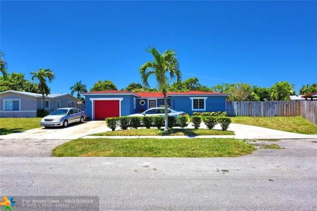 931 SW 68th Ave, North Lauderdale, FL 33068 (MLS #F10170785) :: Green Realty Properties