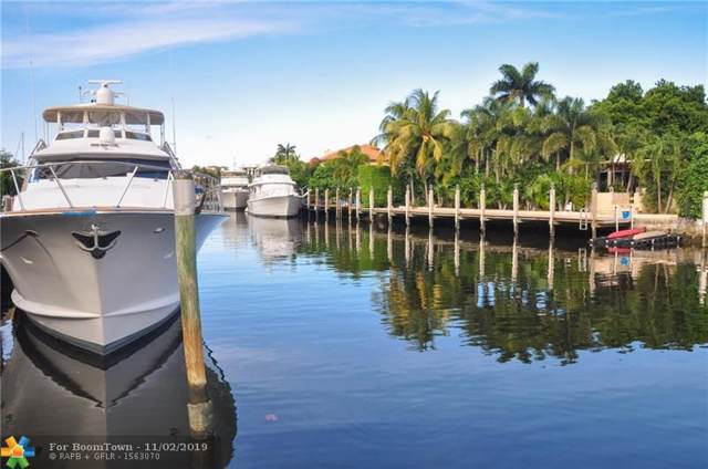 1316 Bayview Dr, Fort Lauderdale, FL 33304 (MLS #F10172864) :: RICK BANNON, P.A. with RE/MAX CONSULTANTS REALTY I