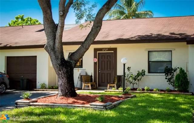 6727 N Parkway Dr #4, Margate, FL 33068 (#F10180869) :: Weichert, Realtors® - True Quality Service